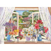 Summer Breeze - Big 250 Piece quality puzzle by House Of Puzzles