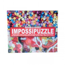 Sweeties - Double Sided Jigsaw Puzzle