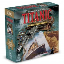 Mystery Jigsaw Puzzle - Murder on the Titanic