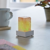 World's Smallest Himalayan Salt Lamp